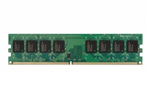 Memory RAM 1x 4GB Dell - PowerEdge T605 DDR2 667MHz ECC REGISTERED DIMM | A0742800